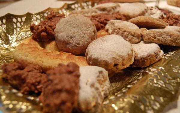 Las comidas de Navidad: vocabulario en español