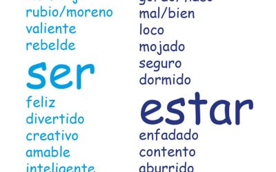 USOS EXCLUSIVOS DEL VERBO «SER»
