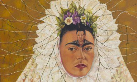 Frida Kahlo. Actividades sobre «Diego en mi pensamiento»