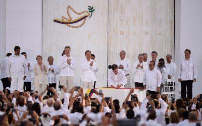 Actividad: Fin de las FARC