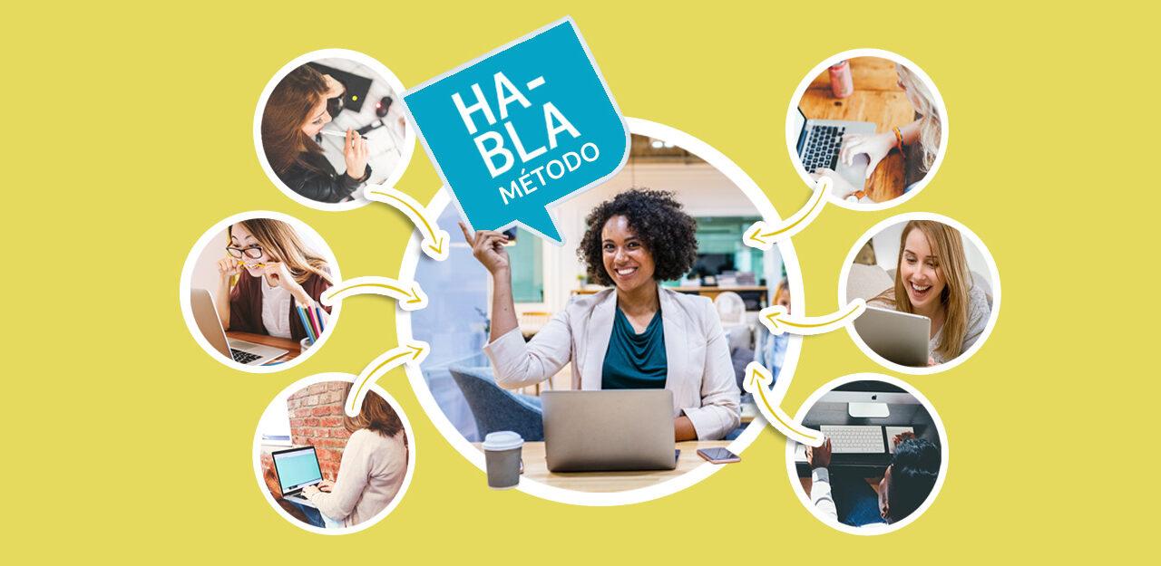 HABLAMETODO, la herramienta ideal para tu curso de español 2020-2021