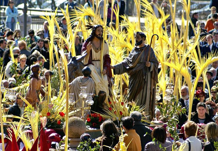 Vocabulario: ¿Cuáles son las fechas importantes de la Semana Santa?